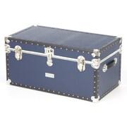 Seward Trunk Classic Blue Trunk w/ Full Tray; 31'' x 17'' x 15.25''