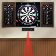 Viper Stadium Dartboard and Cabinet Set