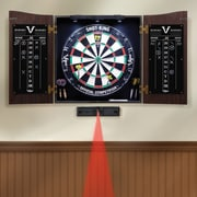 Viper Vault Dartboard and Cabinet Set