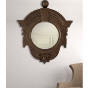 Majestic Mirror Beveled Glass Medieval Wall Mirror