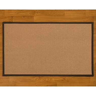 Natural Area Rugs Handmade Beige Area Rug; 2' x 3'