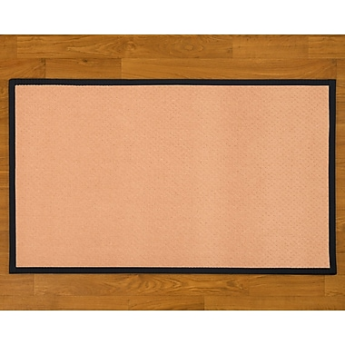 Natural Area Rugs Handmade Beige Area Rug; 3' X 5'