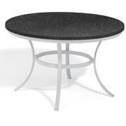 Latitude Run Farmington Dining Table; Lite-Core Charcoal