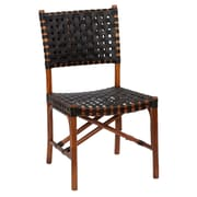 Kenian New Classics Malibu Side Chair; Cocoa