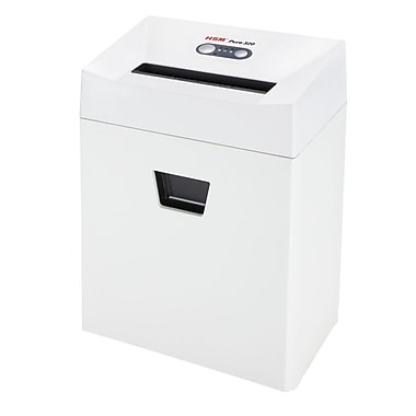HSM Pure 320 18-Sheet Strip-Cut Home/Small Office Shredder