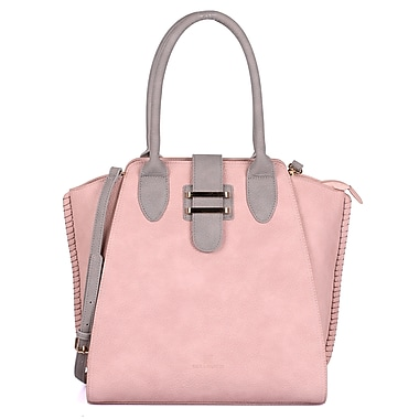 Karla Hanson® 70502 Women's Tote Bag, Ivory