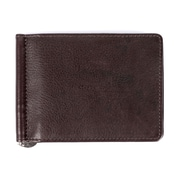Karla Hanson® 28107 Men's Prestige Leather Money Clip Wallet, Espresso