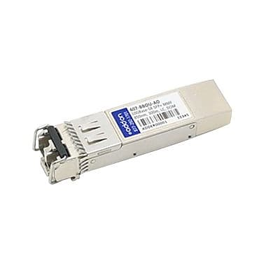AddOn LC 10GBase-SR Gigabit Ethernet SFP+ Transceiver Module, 300 m (407-BBOU-AO)