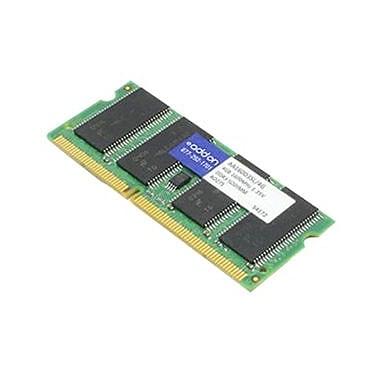 AddOn DDR3 SDRAM SoDIMM 204-pin DDR3-1600/PC3-12800 Desktop/Laptop RAM Module, 4GB (1 x 4GB) (AA160D3SL/4G)