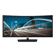 "aoc Wide Full HD LED LCD Monitor with MVA Panel, 35"" (C3583FQ)"