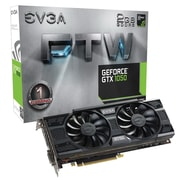 EVGA® GeForce GTX 1050 FTW ACX 3.0 PCI Express 3.0 Gaming Graphic Card, 2048MB (02G-P4-6157-KR)