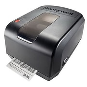 Honeywell Monochrome Thermal Transfer Desktop Printer, Black (PC42t)