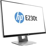 "HP® Business EliteDisplay E230t LED LCD Touchscreen Monitor with IPS Panel Technology, 23"" (W2Z50AA#ABA)"