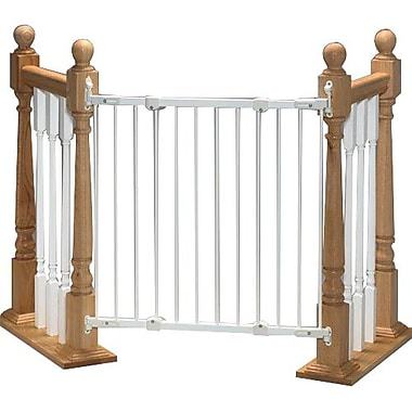KidCo® Angle Mount Safeway Gate, White (G2100)