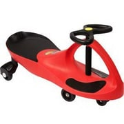 PlaSmart PlasmaCar® Inertia Driven Ride-On Toy, Red (PC020)