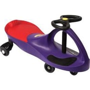 PlaSmart PlasmaCar® Inertia Driven Ride-On Toy, Purple (PC040)