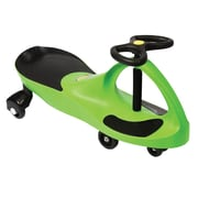 PlaSmart PlasmaCar® Inertia Driven Ride-On Toy, Lime (PC055)