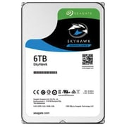 "Seagate  SkyHawk SATA 6 Gbps 3.5"" Internal Hard Drive, 6TB (ST6000VX0023)"