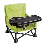 Summer Infant® Pop'n Sit Portable Booster, Green (13404A)