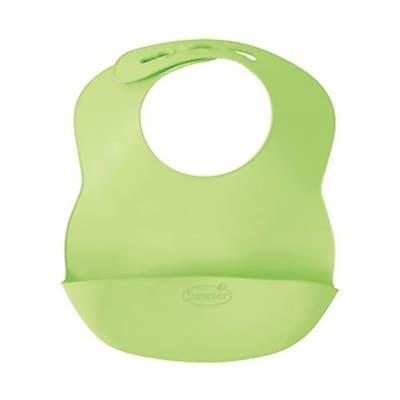 Summer Infant® Bibbity® Rinse and Roll Bib, Green (70934)