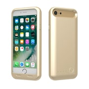 TAMO 3100 mAh Extended Battery Case for iPhone 7/iPhone 7 Plus, Gold (TAE-BAT-I7)