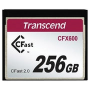 Transcend® CFast 2.0 Flash Memory Card, 256GB (TS256GCFX600)