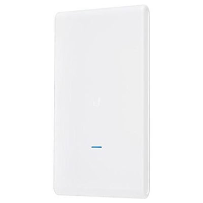 Ubiquiti® UAP-AC-M-PRO-US UniFi® AC Mesh White 2-Port 1.71 Gbps Outdoor Dual Band Wireless Access Point