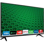"VIZIO® D-Series D48-D0 48"" Class Full-Array LED LCD Smart TV"