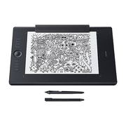 Wacom IPro Paper Edition PTH860P Creative Pen Tablet, Black by