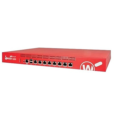 WatchGuard 8-Port Security Firewall Gateway with Basic Security Suite (WGM20071)