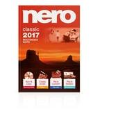Nero – Logiciel Classic 2017 [Téléchargement]