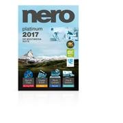 Nero – Logiciel Platinum 2017 [Téléchargement]