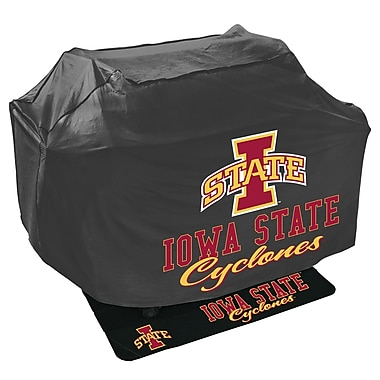 Mr. Bar-B-Q NCAA Grill Cover - Fits up to 65''; Iowa State Cyclones