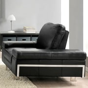 At Home USA Gia Arm Chair; Ebony