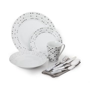 For The Chef 36 Piece Dinnerware Set