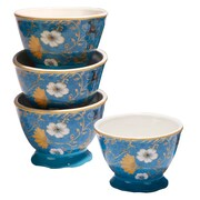 World Menagerie Mcbride Ice Cream Dessert Bowls (Set of 4)
