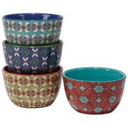 World Menagerie Brimson 4 Piece Dessert Bowl Set