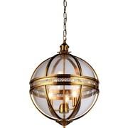 Warehouse of Tiffany 3-Light Globe Pendant