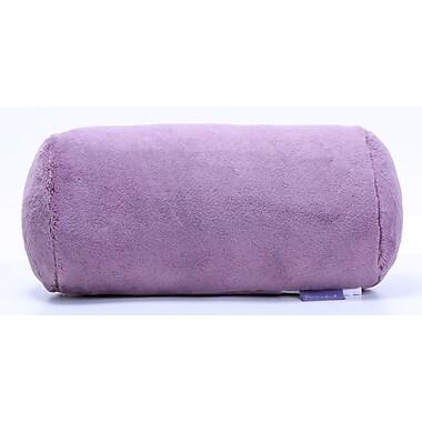 Berkshire Blanket PrimaLush Log Bolster Pillow; Plum Smoke