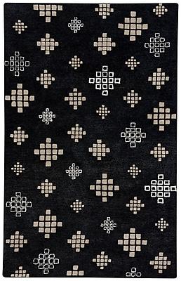 Capel COCOCOZY Geneva Hand-Tufted Ebony Beige Area Rug; 8' x 10'