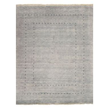 Eastern Rugs Lori Baft Handmade Gray Area Rug; 12' x 15'