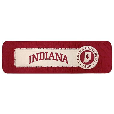 Great Finds University of Indiana Table Runner