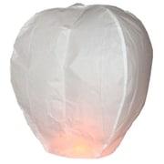 Luminarias Sky Lantern (Set of 4); White