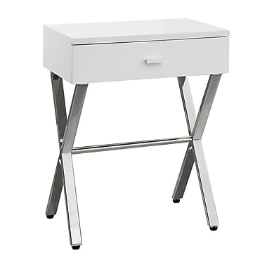 Monarch I Accent Night Stand Table