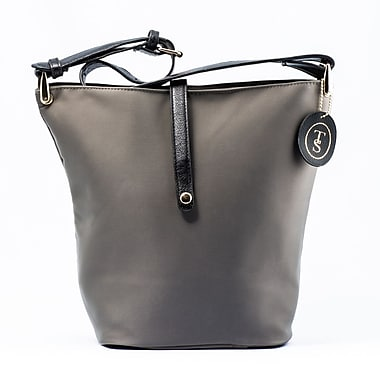 Think Stunning – Sac à lunch tendance pour dames, gris
