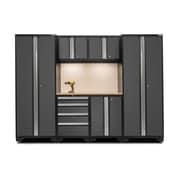 NewAge Products – Ensemble de rangement 7 pièces pour le garage de la série Bold 3.0