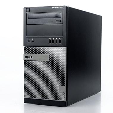 Dell Refurbished OptiPlex 990 Tower Desktop Computer, 3.4 GHz Intel Core i7-2600, 2 TB HDD, 16 GB DDR3, Windows 10 Pro