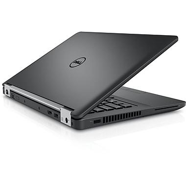Dell - Portatif Latitude E5470 14 po remis à neuf, 3 GHz Intel Core i5-6300U, SSD 128 Go, 4 Go DDR4, Windows 10 Pro
