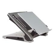 Bakker Elkhuizen Ergo-T Universal Notebook Stand, Gray (BNET340)