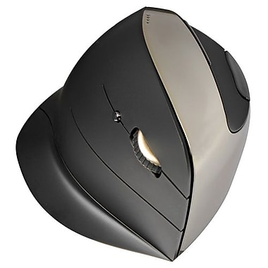 EvoluentVerticalMouse™ C Series Wireless Right Hand Vertical Laser Ergonomic Mouse, Gold (VMCRWG)